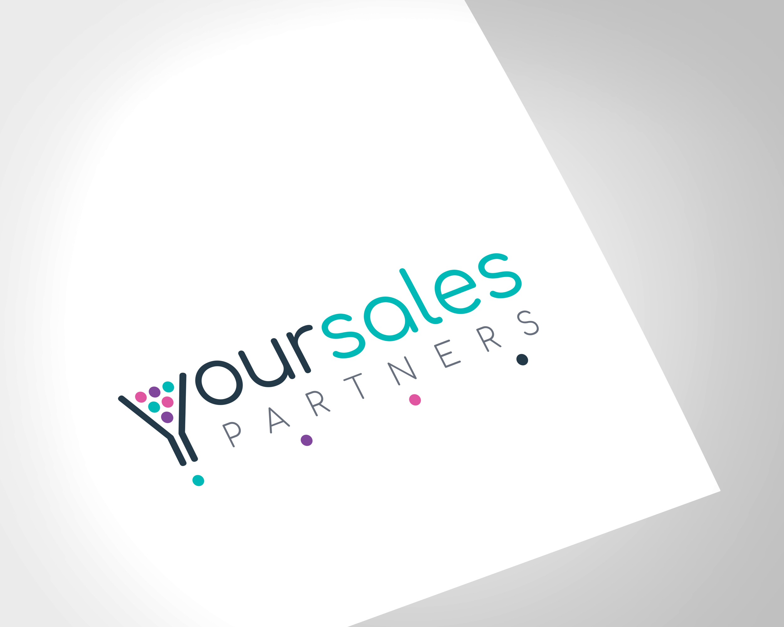 Your Sales Partners Logo Design