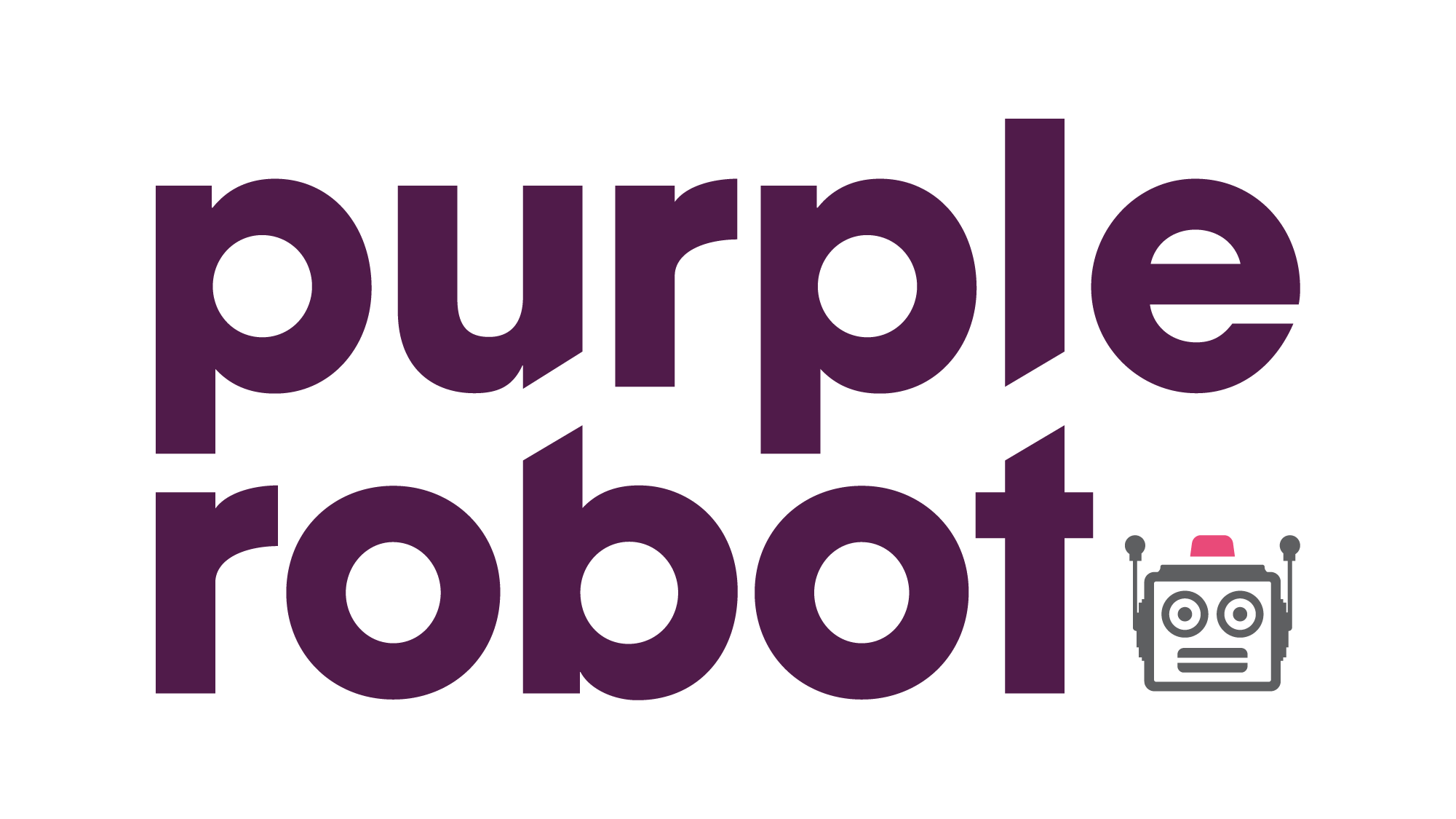 Purple Robot Logo