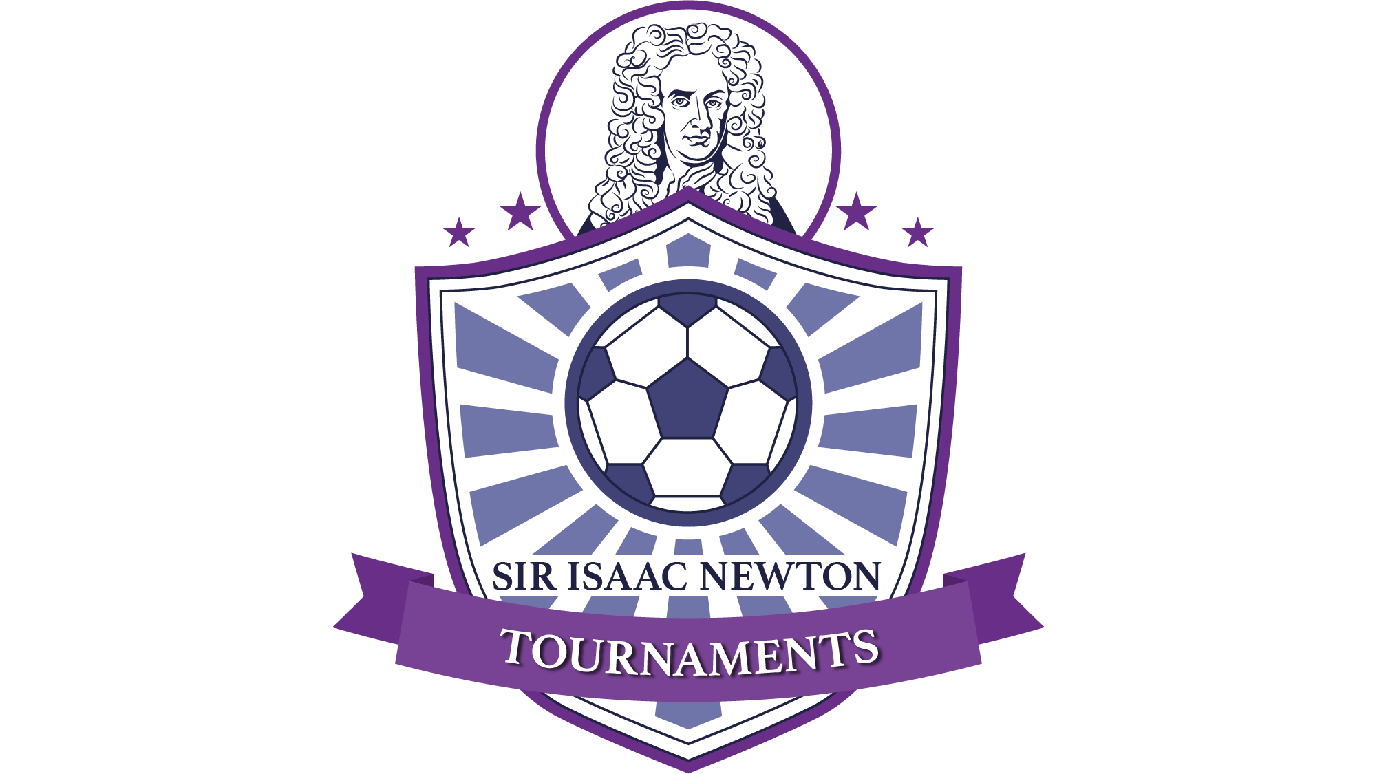 Sir Isaac Newton Tournaments Logo