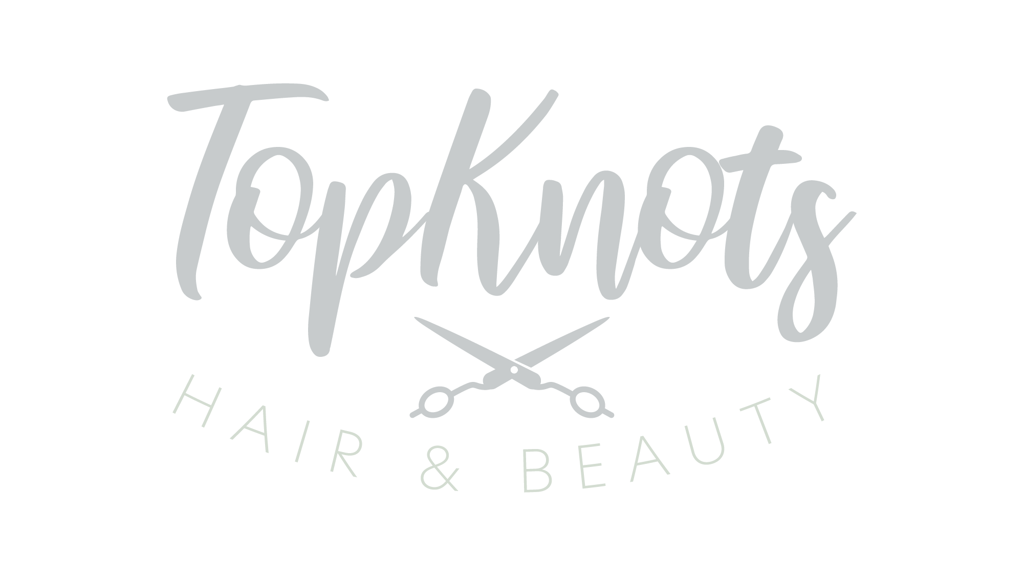 TopKnots Hair & Beauty Logo